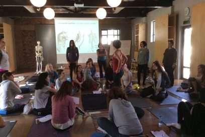 Yoga Anatomisi ve Yoga Terapi Uzmanlaşma Programının Ardından