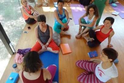 Fizyolojik Rahatsızlıklar için İleri Seviye Yoga Terapi Uzmanlaşma Programının Ardından