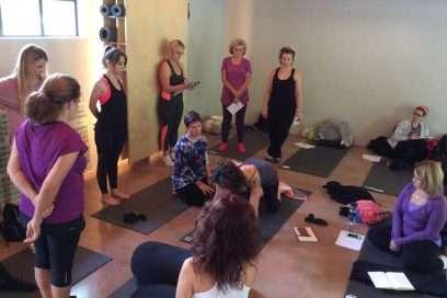 Yoga Terapi Uzmanlaşma Programının Ardından