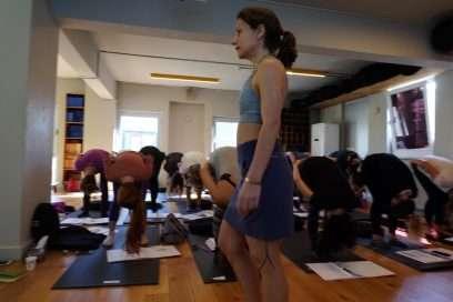 Yoga Terapi ve Yoga Anatomisi Uzmanlaşma Programının Ardından – Mayıs 2017