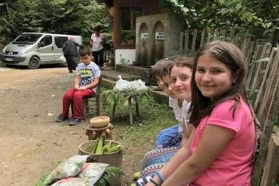 Macahel Vadisi ve Lekoban Yaylasında Yoga Tatili