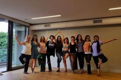 Yoga Terapi ve Yoga Anatomisi Cihangir Yoga Ankara'da