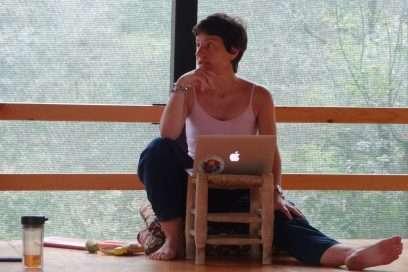 Banu Çadırcı ile İzmir Yoga'da Yoga Terapi Atölye Haftası