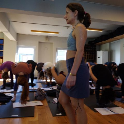 Yoga Terapi Pratiklerinde Kendi Sesini Bulma