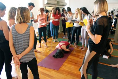 Yoga Terapi ve Yoga Anatomisi Marmaris Karuna Yoga'da